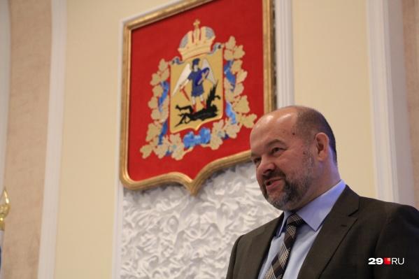 Игорь Орлов и ранее высказывался о негативном влиянии митингов в Архангельске