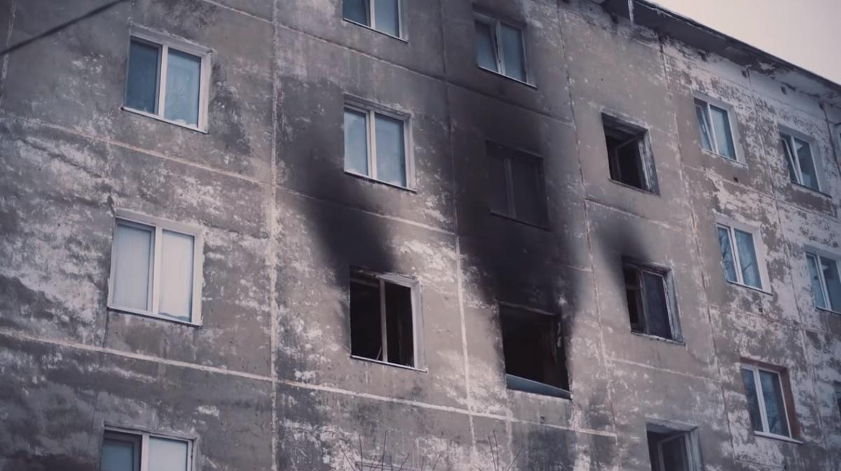 От огня в разной степени пострадали три квартиры. Жилье Инги выгорело полностью