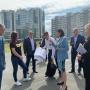 Жителям «Паркового-2»предложили самим определить сроки строительства первого в микрорайоне детсада