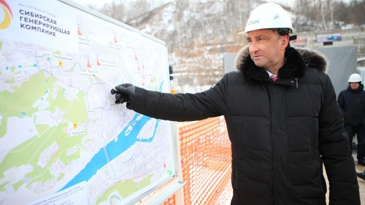 К теплосетям СГК в Красноярске подключили 177 новых объектов