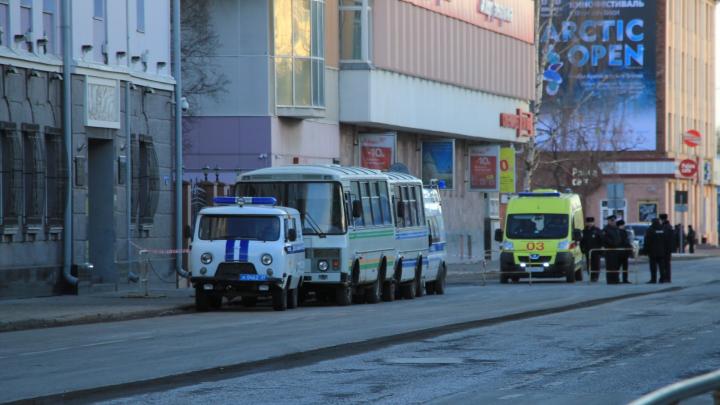 «В каждом слове — оправдание терроризма»: проверили еще одну реплику о взрыве в архангельской ФСБ