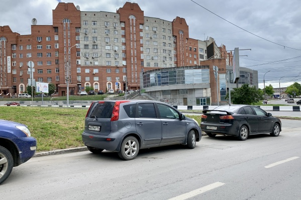 Новосибирские автомобили — одни из самых старых в стране