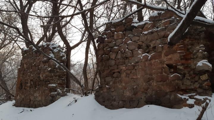 Руины пивзавода возле будущего ЛДС попросили признать культурным наследием
