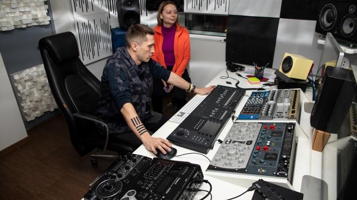 Симфония Вегнера: продавец окорочков открыл студию звукозаписи за 25 миллионов