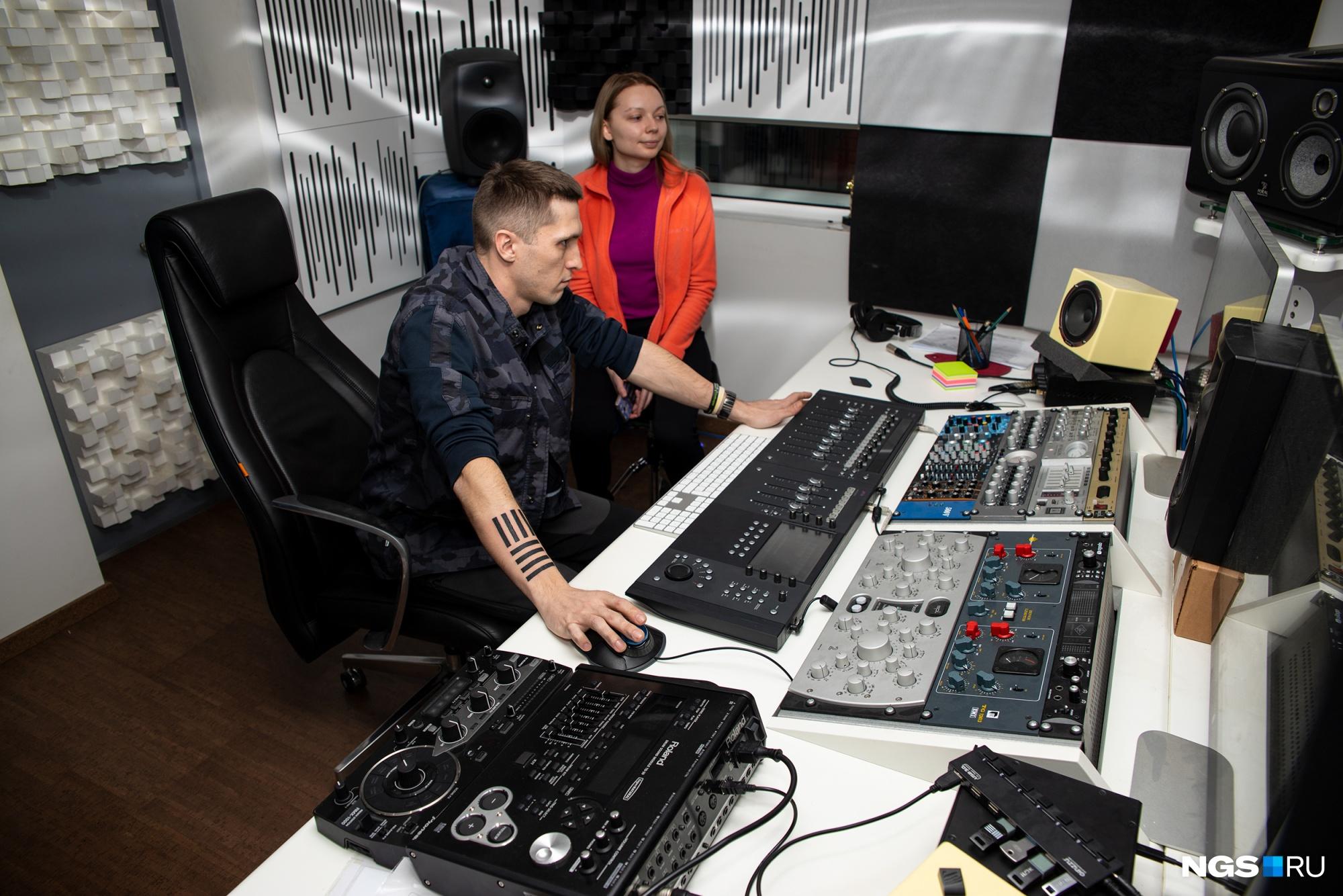 Симфония Вегнера: торговец окорочками открыл студию звукозаписи за 25 миллионов
