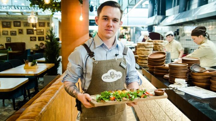 15 видов хачапури, и все запить мацони: почему екатеринбуржцы атаковали новый ресторан в центре