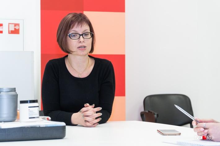 Ирина считает, что ее работа ничем не хуже офисной