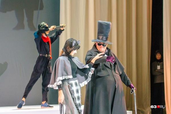 В Самарской области Минкульту подведомственны четыре театра