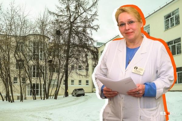 Галина Мальгина начала изучать, как материнский стресс влияет на беременность и развитие плода, после взрыва на Сортировке в 1988 году