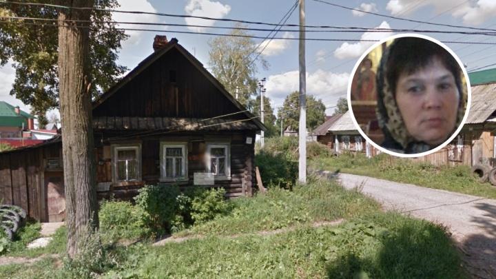 В Перми второй день ищут женщину, которая пропала по пути домой