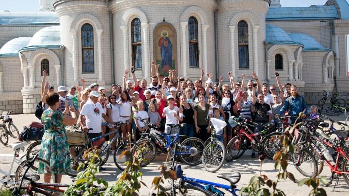 От храма до храма: волжан зовут на православный велопробег по центру города