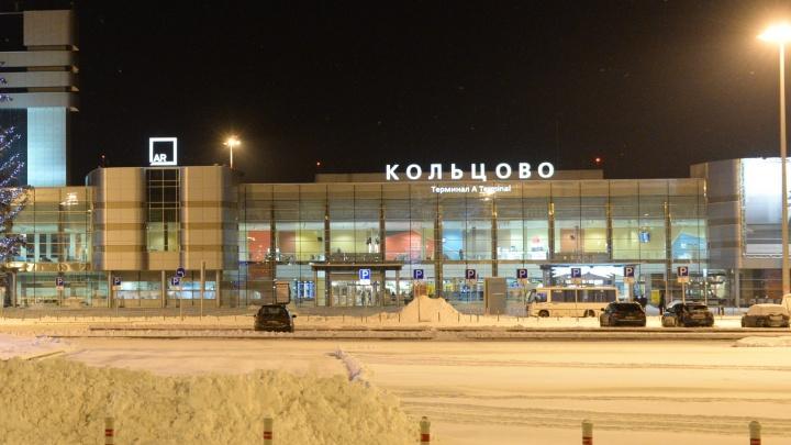 Снежный апокалипсис: самолеты не могут сесть в Кольцово и вылететь из него