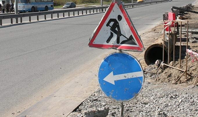 Новые перекрытия улиц из-за ремонта начинаются в понедельник: как поедем