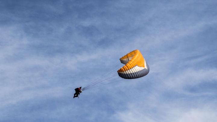 Команда парапланеристов из Новосибирска стала первой по точным полётам в горах Алтая