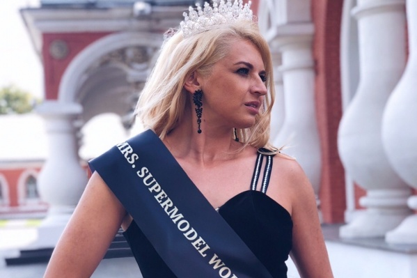 Елена победила на всероссийском конкурсе Mrs. Supermodel Worldwide Russia — 2019