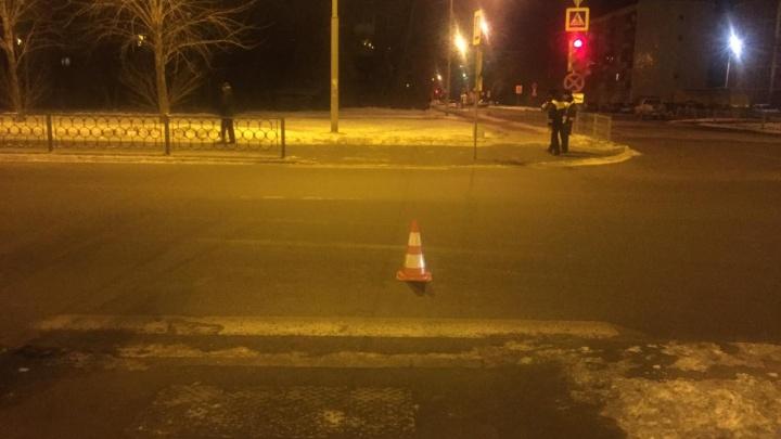 В Екатеринбурге ищут водителя, который сбил парня на ВИЗе и скрылся