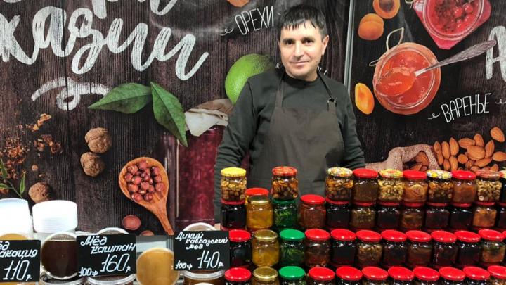 От Абхазии до Камчатки: в Самару привезли деликатесы из разных уголков мира