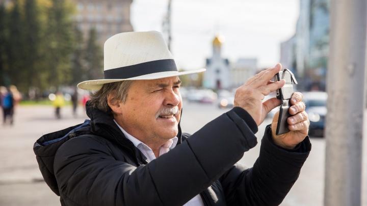 Майкл Мехаффи: «Новосибирск осчастливил машины — пора порадовать людей»
