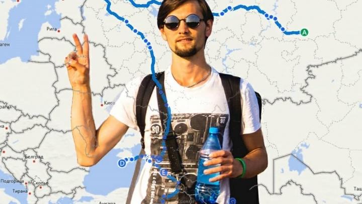 Екатеринбуржцы проедут на самокатах 15000 км до Дубая, чтобы попасть в Книгу рекордов Гиннесса