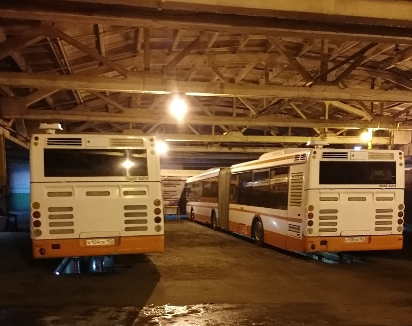 Сотрудники НПАП уверены, что скоро «гармошки» выйдут в рейс