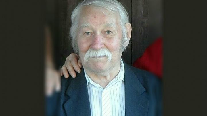 «У него потеря памяти»: в Екатеринбурге ищут 89-летнего дедушку, который пропал на прогулке с женой