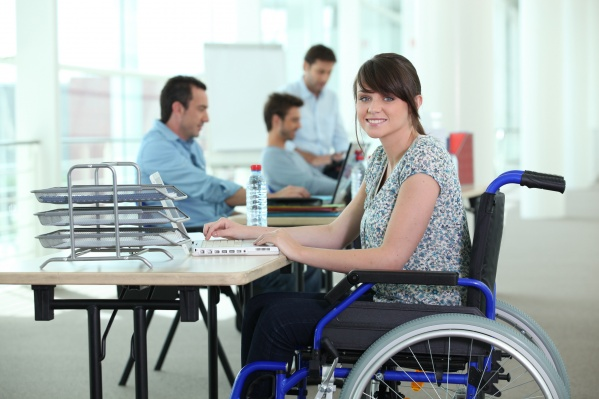 Для людей с ограниченными физическими возможностями работодатели выделяют специальные квоты