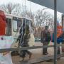 В Самаре ко Дню Победы на остановках появятся стенды с героями ВОВ