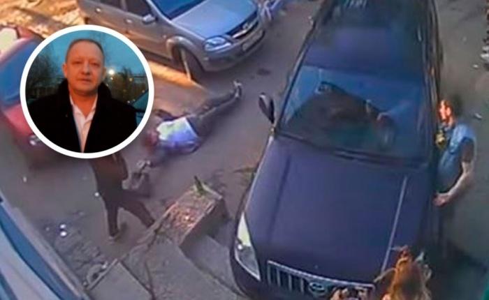 Защита экс-полицейского настаивает, что он просто перепутал педали