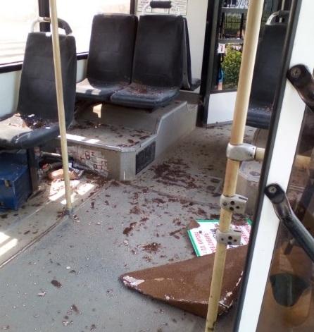 Большинство пострадавших — пассажиры автобуса