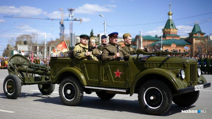 В мэрии рассказали, как изменятся маршруты автобусов в День Победы