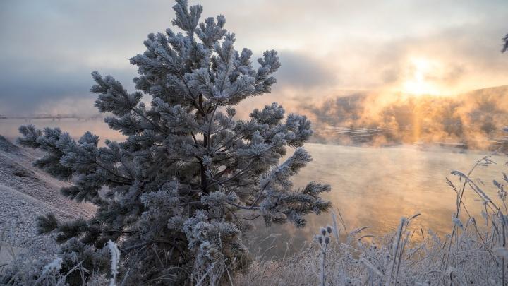 Какая погода ожидает красноярцев в феврале