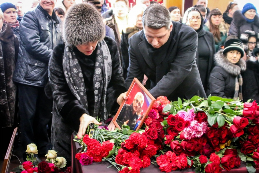 Халил Лукманов скончался на 59-м году жизни