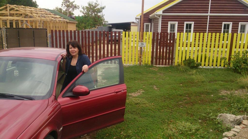 Дом Светланы и Олега