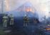 Пожар в «Чапаевских банях»: главные факты и фотографии