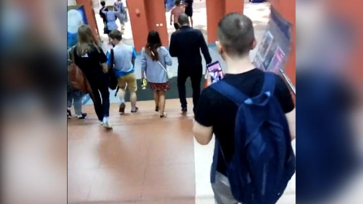 Из торгового центра «Альтаир» в Ярославле эвакуировали всех людей