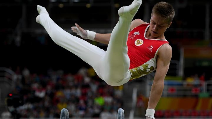 Гимнаст из Новосибирска попал на афиши соревнований в Германии