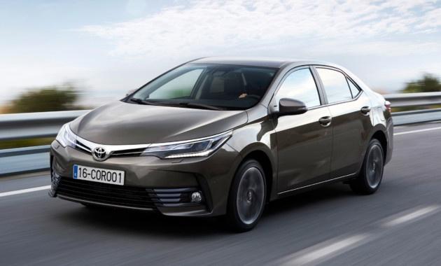Самой продаваемой машиной в мире стала модель «Тойоты»