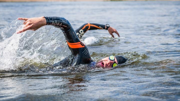 23 километра по реке: спортсмены из Уфы проплыли за пожертвования