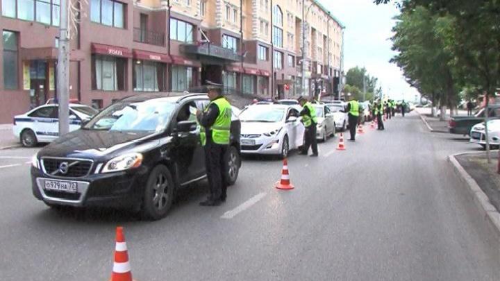 Тюменских автомобилистов ждет сплошная проверка на трезвость