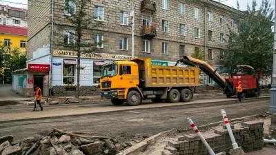 Смотрим, какие дороги отремонтируют и построят в Красноярске в следующем году