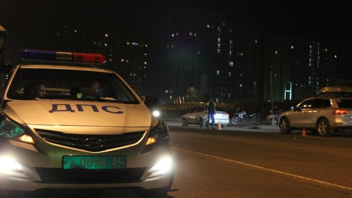Инспекторы ДПС устраивают тотальную облаву на пьяных водителей в Красноярске