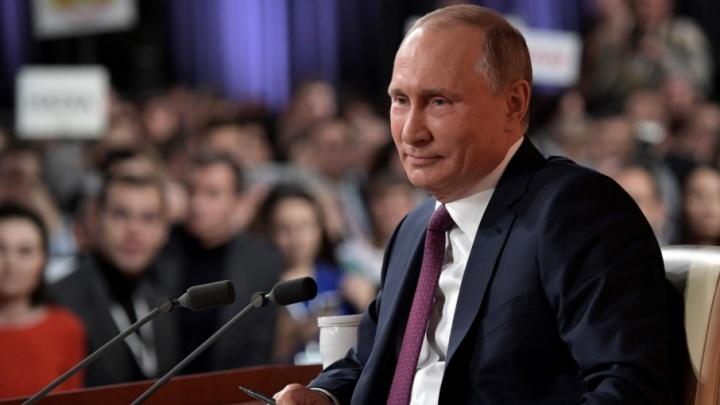 Путин пообещал разобраться в деле зауральца, которого судят за покупку GPS-трекера