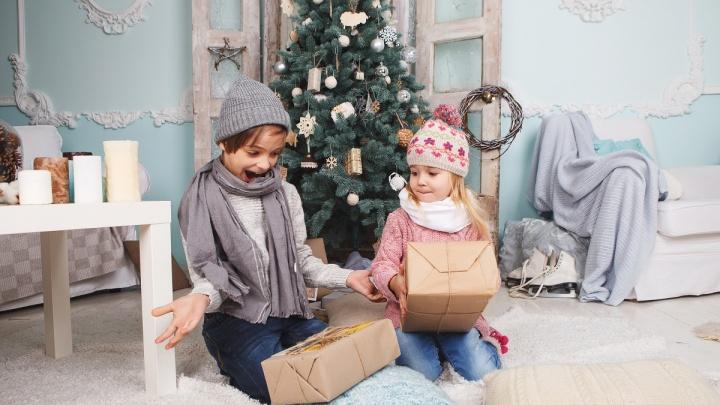 Тюменцам предложиликлассные подарки на Новый год для детей и взрослых