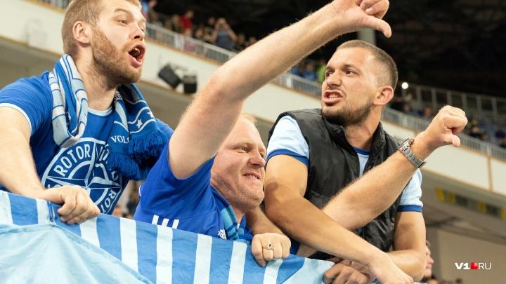 «Почему они к нам не идут?»: волгоградские болельщики вызвали на разговор руководство «Ротора»