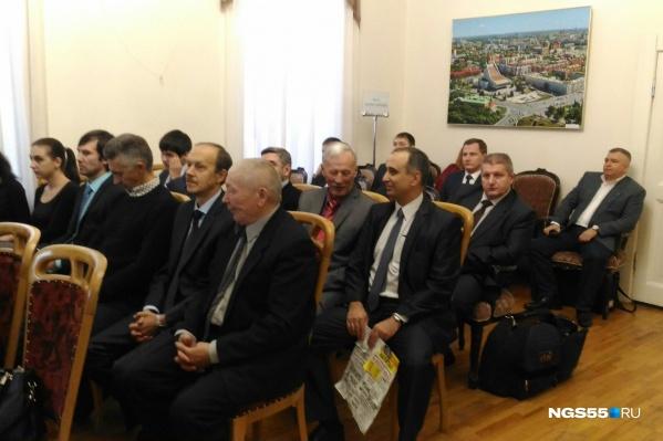 Кандидаты в мэры Омска