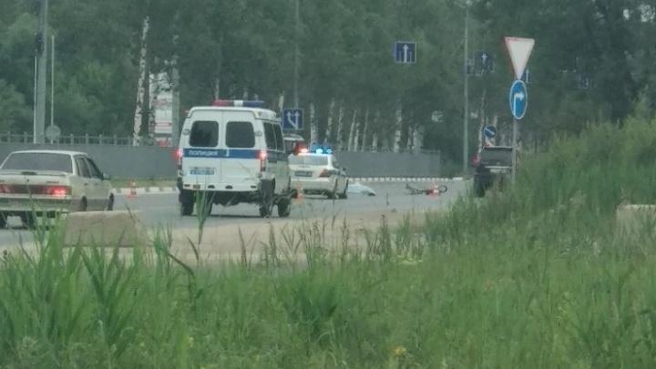 В Ярославле насмерть сбили двух велосипедистов