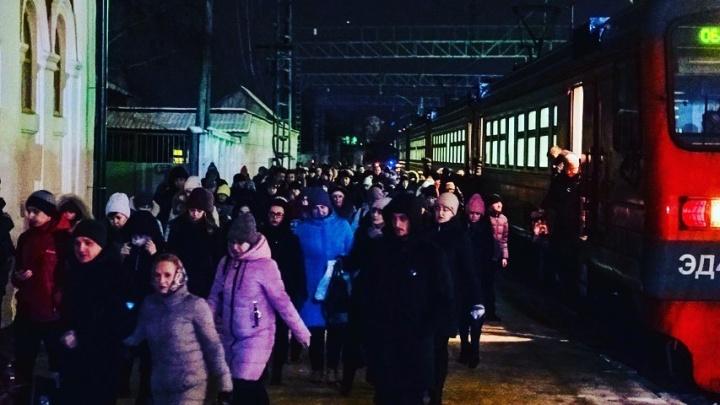Губернатор раскритиковал власти Перми за отсутствие автобусов на Перми I