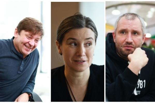 В этом году мы говорили с Дмитрием Брекоткиным, Екатериной Шульман и Юрием Быковым