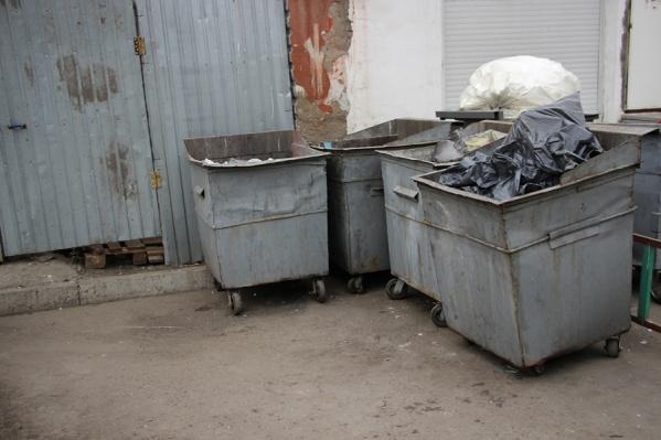 Предполагается, что тело ребенка попало на завод вместе с мусором