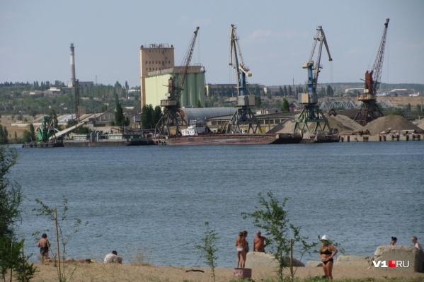 Взрыв в речпорту Камышина прогремел 5 июля